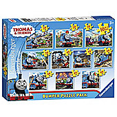 Thomas & Friends Bumper 10-in-1 Jigsaw Puzzle Pack