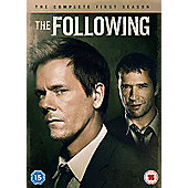 Following - Series 1 DVD