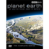 Planet Earth (DVD Boxset)
