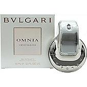 Bvlgari Omnia Crystalline Eau de Toilette (EDT) 65ml Spray For Women