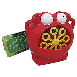 Tesco Crab Bubble Machine
