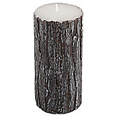 Bark Candle Large