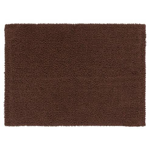 buy tesco standard reversible bath mat dark natural from. Black Bedroom Furniture Sets. Home Design Ideas