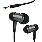 Assonance In-Ear Earphones, Black