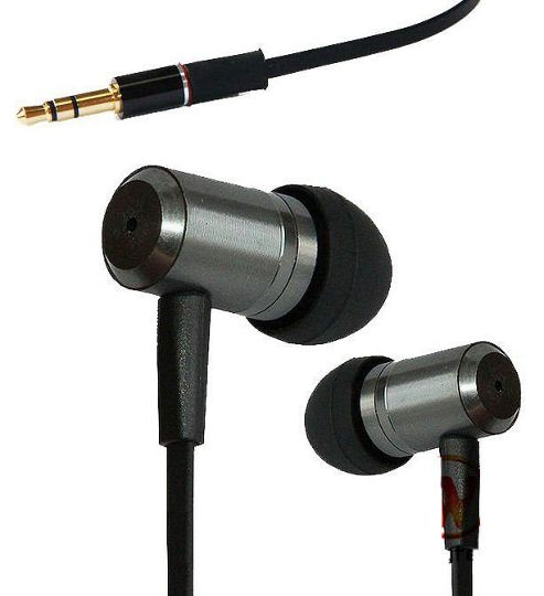 U-bop Assonance In Ear Earphones Black