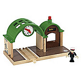 Brio Speaking Wooden Station