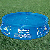 Bestway Solar Fast Set Pool Cover (10')