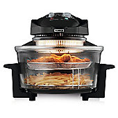 Tower Airwave Low Fat Air Fryer, T14001, 1300W, 17L - Black