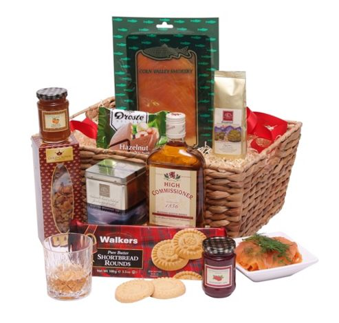 The Robbie Burns Hamper
