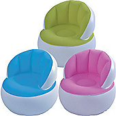 Jilong Kids Flocked Arm Chair