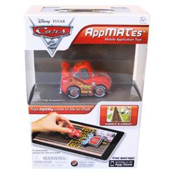Disney Cars Lightning McQueen AppMATes App Toy
