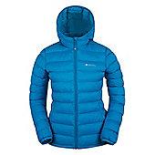 Mountain Warehouse Seasons Womens Padded Jacket - Aqua