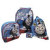 Thomas & Friends No 1 Engine 4-Piece Kids' Luggage Set
