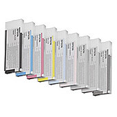 Epson T6148 Matte Black Ink Cartridge (220ml) for Stylus Pro 4400/4450 Printers