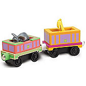 Chuggington - Wooden Railway - Safari Cars - Learning Curve