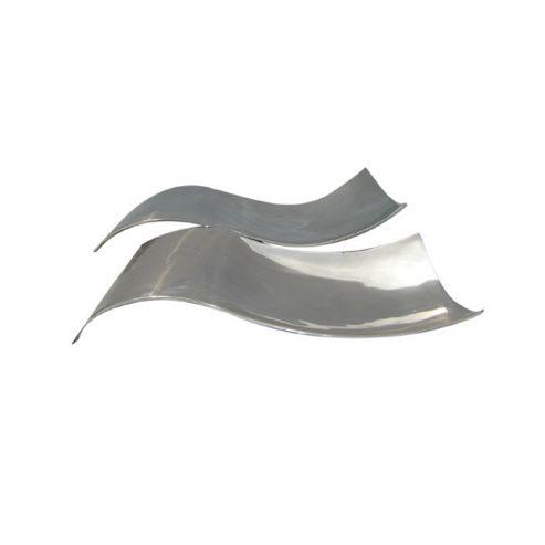 Guru design Valencia Aluminium Table Wave Plate