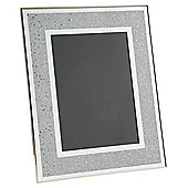 "Tesco Sequin Frame 5""x7"""