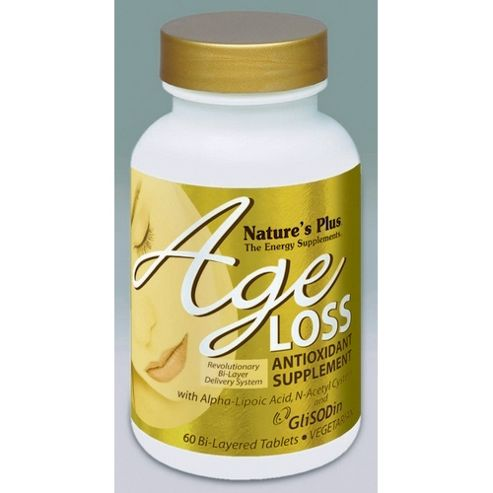 Natures Plus Age Loss Antioxidant Supplement 60 Tablets