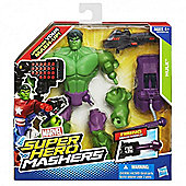Marvel Super Hero Mashers Hulk Figure - Action Figures