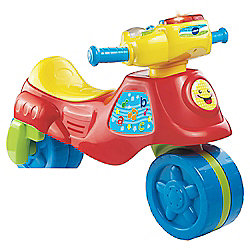 Vtech 2 In 1 Tri To Bike