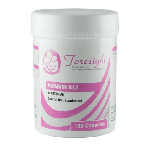 Vitamin B12 90mcg - Vegetarian Capsules