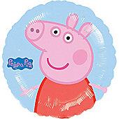 """Peppa Pig Balloon - 18"""" Foil (each)"""