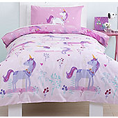 Magical Unicorn Double Duvet