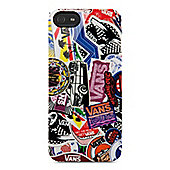 Vans Signature 2D Travel Pattern Snap Case for iPhone 5