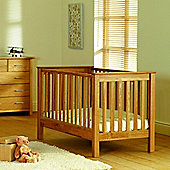 Saplings Fiona Oak Cot Bed