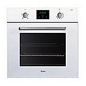 Whirlpool AKP491WH 60cm White Electric Single Oven
