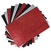 Glitter Pad Classic 10 Sheets