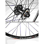 Momentum Bezerk FR/15mm 26 Front Disc Wheel. Mach 1 Freeride Disc Rim / Acor 15mm Hub