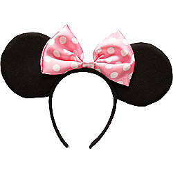 Rubies - Minnie Mouse Ears