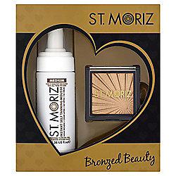 St Moriz Instant Bronzed Beauty Gift Set