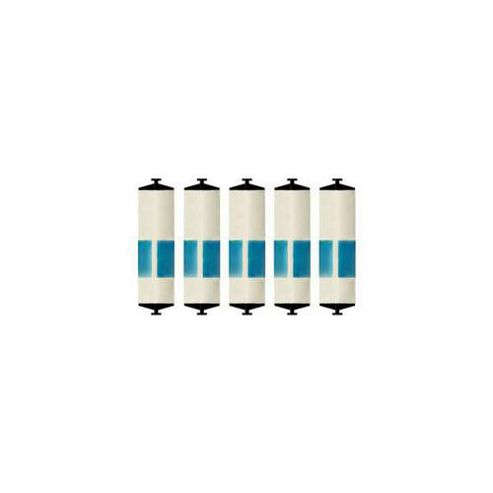 Zebra Adhesive Cleaning Rollers for P310F, P310C, P420C, P520C & P330i Printers (5 Pack)