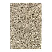 Oriental Carpets & Rugs Vista Light Beige Rug - 220cm L x 160cm W