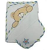 Forever Friends Little Star Cuddlerobe & Facecloth