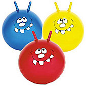 "Toyrific - Set of 3 - 24"" Jump 'N' Bounce Space Hoppers"