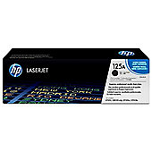 Hp Suppl Toner Hp Color Laserjet Cb540A Black Print Cartridge With Colorsphere Toner