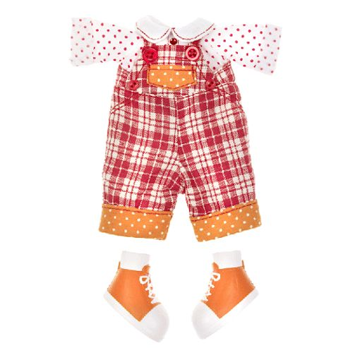 Lalaloopsy Overalls Outfit