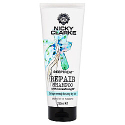 Nicky Clarke Deeptreat Repair Shampoo 250Ml