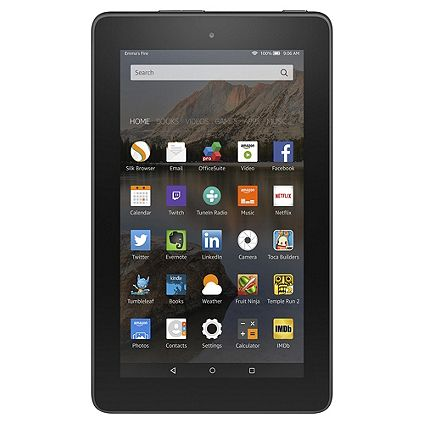 Check out our range of Amazon Fire Tablets