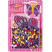 Hama My First Maxi Beads Butterfly Blister Pack