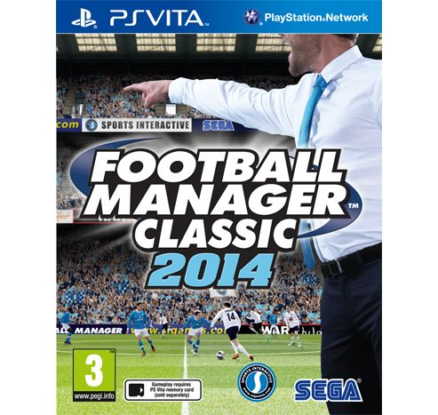 Football Manager 2014 (PSVita)