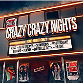 Crazy Crazy Nights (2CD)
