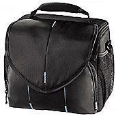 Hama Canberra 120 Camera Bag  - Black & Blue