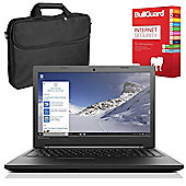 "Lenovo B50-50 80S20007UK 15.6"" Laptop With BullGuard Internet Security & Case"