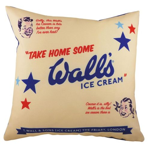 Walls Ice Cream Take Home Some Cushion