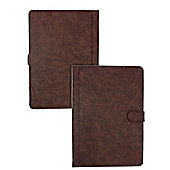 "Trendz Universal 10"" Brown Tablet Case"