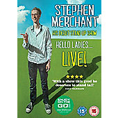 Stephen Merchant Live - Hello Ladies